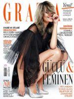 Grazia Magazine [Turkey] (30 September 2015)