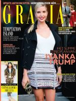 Grazia Magazine [Netherlands] (12 April 2017)