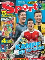 BRAVO sport Magazine [Germany] (9 February 2017)