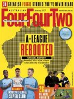 Four Four Two Magazine [Australia] (January 2017)