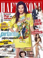 Haftasonu Magazine [Turkey] (24 June 2015)