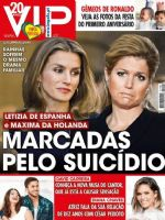 VIP Magazine [Portugal] (8 June 2018)