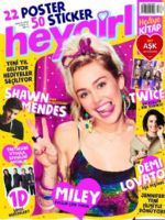 Hey Girl Magazine [Turkey] (December 2016)