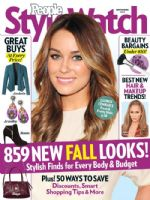 People Style Watch Magazine [United States] (September 2014)