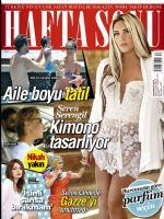 Haftasonu Magazine [Turkey] (30 July 2014)