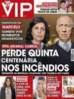 VIP Magazine [Portugal] (21 October 2017)