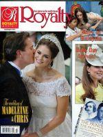 Royalty Magazine [United Kingdom] (August 2013)