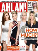 Ahlan! Magazine [United Arab Emirates] (15 September 2016)