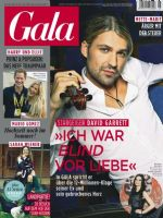 Gala Magazine [Germany] (16 June 2016)