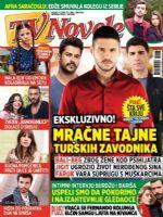 TV Novele Magazine [Serbia] (4 March 2019)