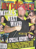 Hit Parader Magazine [United States] (October 1999)