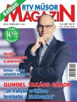 Kétheti RTV Műsormagazin Magazine [Hungary] (11 February 2019)