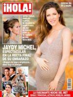 Hola! Magazine [Mexico] (14 May 2016)