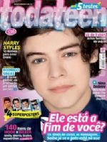 Toda Teen Magazine [Brazil] (April 2013)