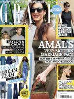 Grazia Magazine [United Kingdom] (21 September 2015)