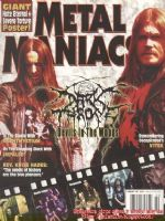 Metal Maniacs Magazine [United States] (February 2008)