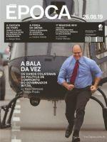 Epoca Magazine [Brazil] (26 August 2019)