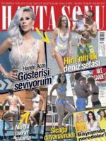 Haftasonu Magazine [Turkey] (8 July 2015)