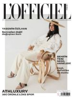 L'Officiel Magazine [Turkey] (May 2017)