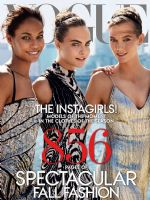 Vogue Magazine [United States] (September 2014)