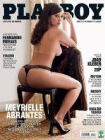 Playboy Magazine [Brazil] (2 November 2013)