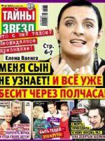 Taini Zvezd Magazine [Russia] (31 July 2013)