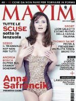 Maxim Magazine [Italy] (March 2013)