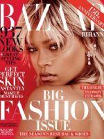 Harper's Bazaar Magazine [United States] (March 2017)