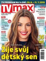 TV Max Magazine [Czech Republic] (28 June 2019)