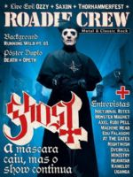 Roadie Crew Magazine [Brazil] (June 2018)