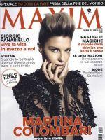 Maxim Magazine [Italy] (December 2012)
