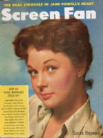 Screen fan Magazine [United States] (August 1953)