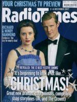 Radio Times Magazine [United Kingdom] (2 December 2017)