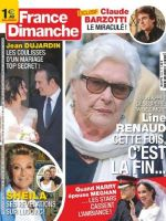 France-Dimanche Magazine [France] (25 May 2018)