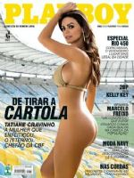 Playboy Magazine [Brazil] (March 2015)