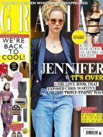 Grazia Magazine [United Kingdom] (7 September 2015)