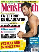 Men's Health Magazine [Romania] (March 2013)