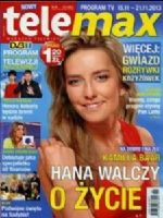 Tele Max Magazine [Poland] (15 November 2013)