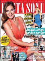 Haftasonu Magazine [Turkey] (22 April 2015)