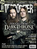 Terrorizer Magazine [United Kingdom] (October 2016)