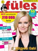Fules Magazine [Hungary] (2 July 2019)