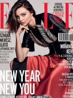 Elle Magazine [Hungary] (January 2017)