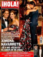 Hola! Magazine [Mexico] (2 September 2016)