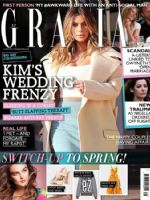 Grazia Magazine [United Kingdom] (14 April 2014)