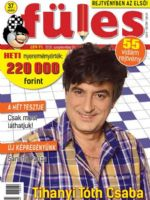 Fules Magazine [Hungary] (11 September 2018)