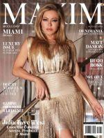 Maxim Magazine [United Arab Emirates] (August 2016)