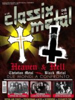 Classix Metal Magazine [Italy] (December 2015)