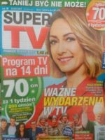 Super TV Magazine [Poland] (20 March 2017)