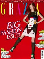 Grazia Magazine [United Kingdom] (24 February 2014)