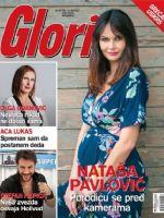 Gloria Magazine [Serbia] (14 April 2017)
